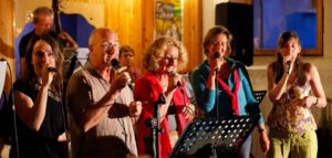 Stage Jazz Roux Chanteuses