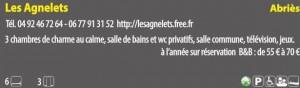agnelets