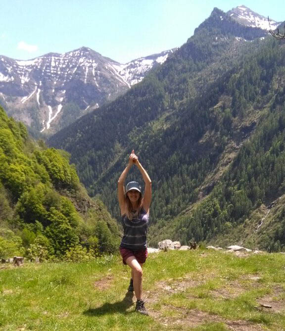 Stage de Yoga nature
